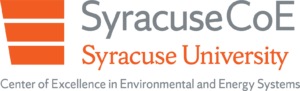 Syracuse Center of Excellence in Environmental And Energy Systems WordMark